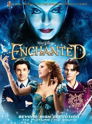 Зачарованная / Enchanted (2007) BDRip